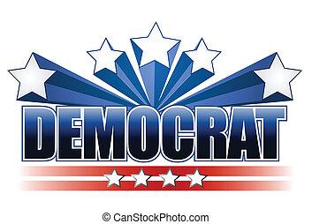 民主主義者, 簽署