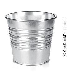 水桶, 金屬