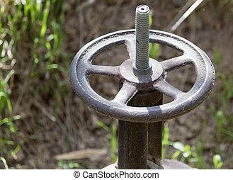 水管, 閥門