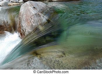 水, 流動