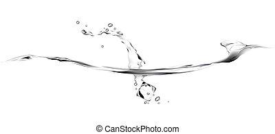水, 液体