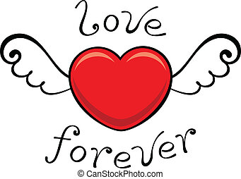 永遠, 愛