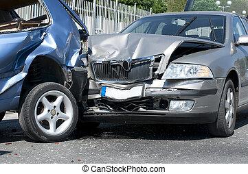 汽車, 二, 碰撞