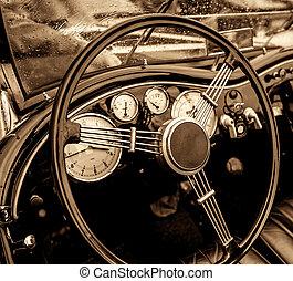 汽車, 老