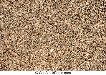 沙子, 潮濕