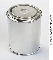 油漆 罐頭, 一