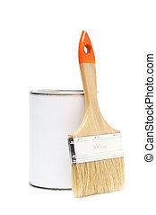 油漆 罐頭