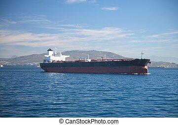 油船, 小船