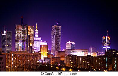 波蘭, 華沙