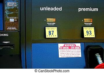 泵, 气体