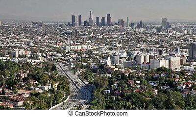 洛杉磯, 交通, 看法, 城市
