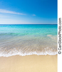 海灘, 天堂