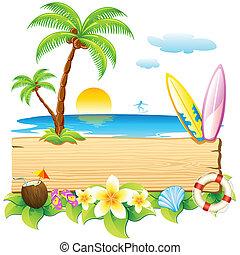 海灘, 海