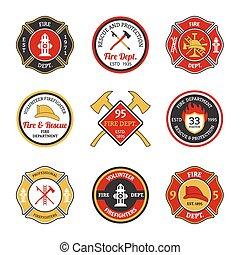消防隊, 象征