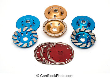 渦輪, 輪子, 工業, 碾, 混凝土