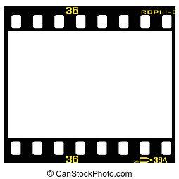 滑動, 框架, 電影