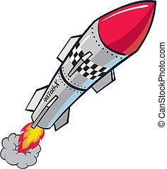 火箭, 飛彈