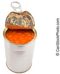 烘烤, 錫, 豆, 罐頭