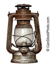 煤油燈, time-worn
