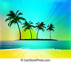 熱帶, 背景
