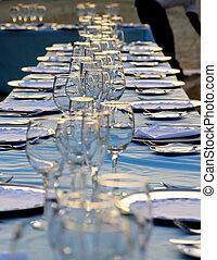 熱帶, 12, 餐具, 婚禮