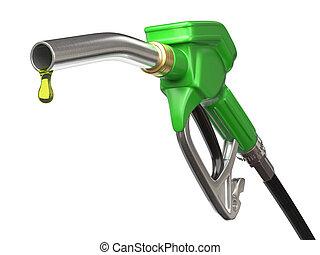 燃料泵, 噴管