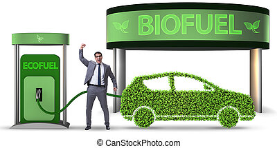 燃料, 生物, 概念, 生態學, 保存