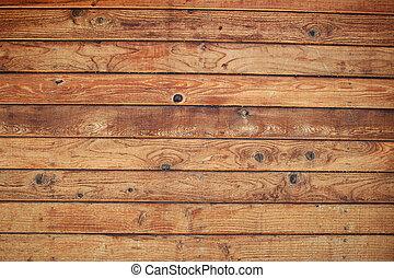 牆, 木頭, 板