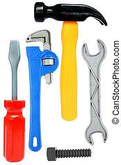 玩具, 工具, 被隔离