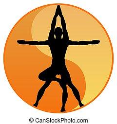 瑜伽, 平衡