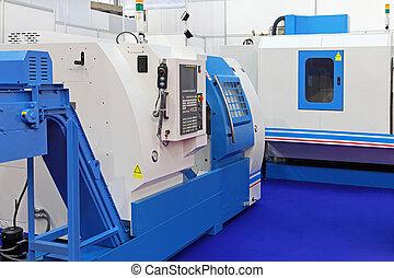 生產, 機器