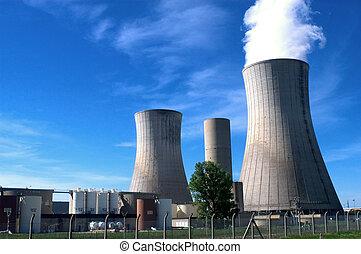產生, 核, 工業 站點, 力量
