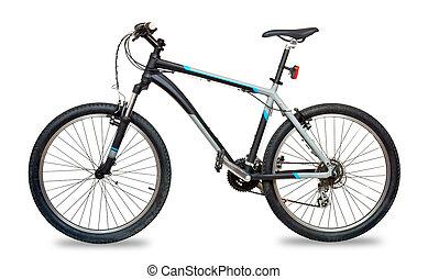 登山車, 自行車