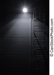 發光, 維護, 圖案, 人物面部影像逼真, 工業, 光, 闡明, 空間, 詳細, 建築物, 樓梯, 垂直, 燈, 屋頂, 樓梯, 享用机會, 明亮, 黑色, 黑暗, 場景, 梯子, 牆, 火, textured, 夜晚, 荒蕪, 發光, 逃跑, 遮蔽, 大, 結構, 灰色, 背景, 鑰匙, 燈籠, 面板, 模仿, 鄉村, 援救, 緊急事件