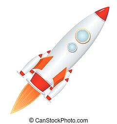 發射器, 火箭