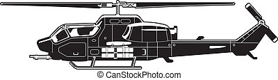 直升飛机, 攻擊