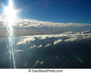 相片, 空中