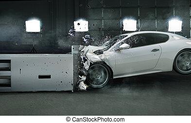 相片, 藝術, 汽車, 碰撞