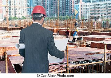 看, 比較, 住房, 建築師, 項目
