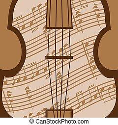 矢量, 中提琴