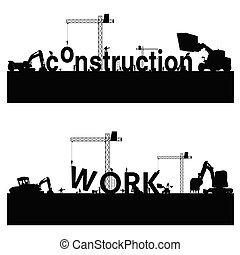 矢量, 建造工作
