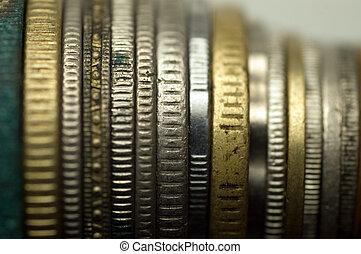 硬幣, 邊