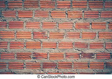 磚, 紅色