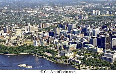 空中, 渥太華
