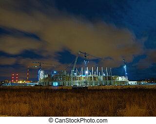 競技場, 體育場, baltic