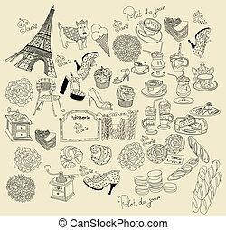 符號, 巴黎, 彙整