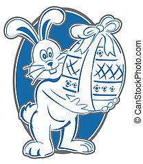 符號, 東方野兔