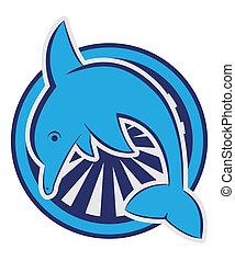 符號, 海豚