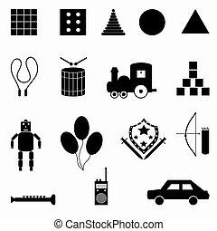 符號, 矢量, 彙整, 插圖