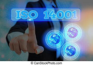 管理, nasa., 寫, 正文, 相關, 概念, 家庭, 提供, 環境, 圖像, 14001., 這, 元素, 書法, 意思, 標準, iso